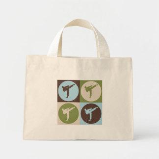 Pop Art Karate Canvas Bag