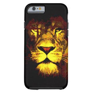 Pop Art King Lion Eyes iPhone 6 Case