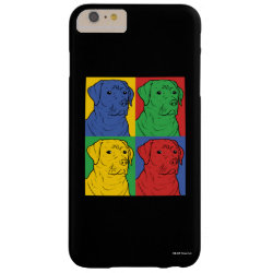 Case-Mate Barely There iPhone 6 Plus Case with Labrador Retriever Phone Cases design