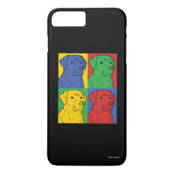 Case-Mate Tough iPhone 7 Plus Case with Labrador Retriever Phone Cases design