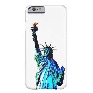 Pop Art Lady Liberty iPhone 6 Case