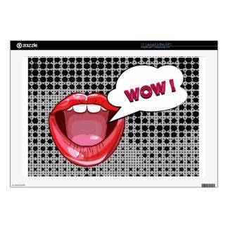 Pop Art Laptop Skins