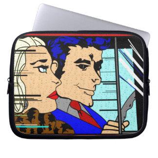 Pop Art Laptop Sleeve