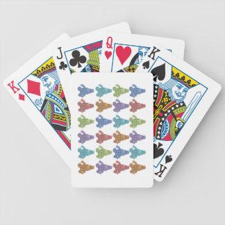 Pop Art Leprechaun Deck Of Cards