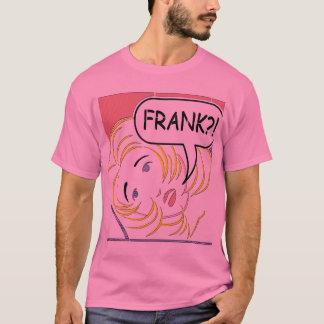 Pop art Lichtenstein style Frank T-Shirt