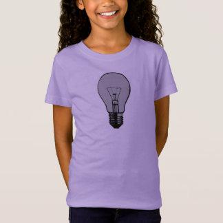 Pop Art Light Bulb T-Shirt