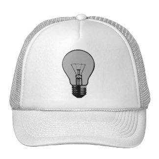 Pop Art Light Bulb Trucker Hat