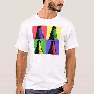 Pop Art Lighthouse T-Shirt