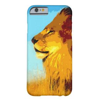 Pop Art Lion iPhone 6 Case