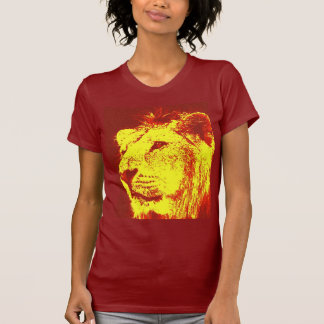 Pop Art Lion T-Shirt