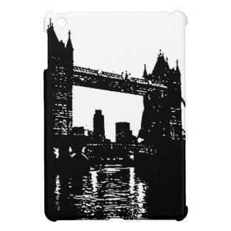 Pop Art London Tower Bridge iPad Mini Cover