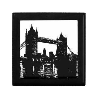Pop Art London Tower Bridge Jewelry Box