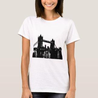 Pop Art London Tower Bridge T-Shirt