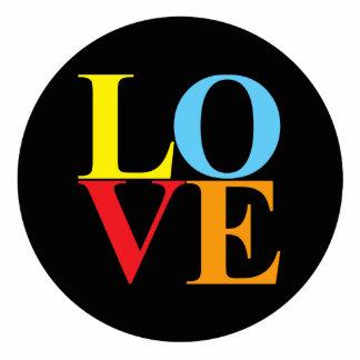 Pop Art LOVE Cutout