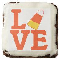 Pop Art LOVE Halloween Brownies Brownie