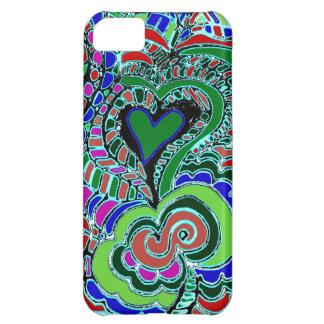 POP ART LOVE iphone casemate ARTIST case Case For iPhone 5C