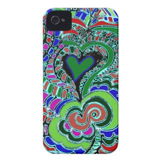 POP ART LOVE iphone casemate ARTIST case iPhone 4 Case