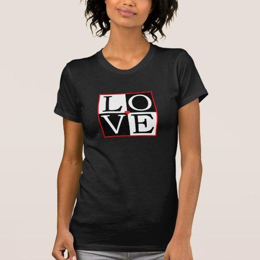 Pop Art LOVE Shirt