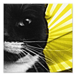 Pop Art Lucy Closeup Photo Print