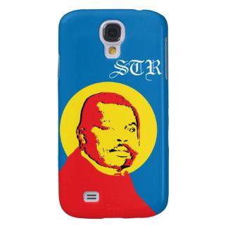 Pop Art Marcus Garvey Design Galaxy S4 Cover