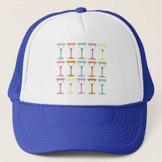 Pop Art Martinis Trucker Hat