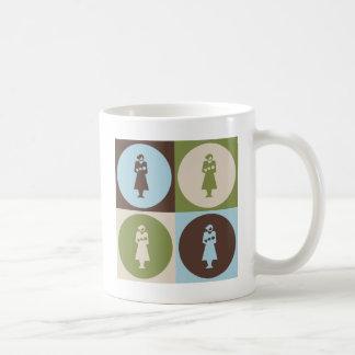 Pop Art Midwifery Coffee Mug