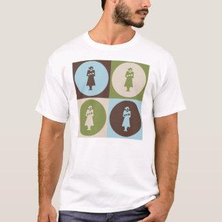 Pop Art Midwifery T-Shirt