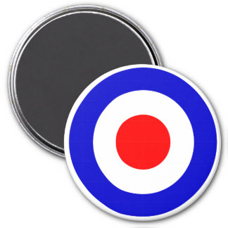 Pop Art Mods Target Magnets