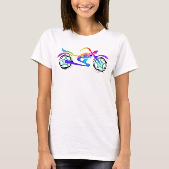 Pop Art MOTORCYCLE TANKS & T-SHIRTS Shirt