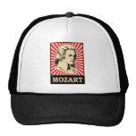 Pop Art Mozart Mesh Hats