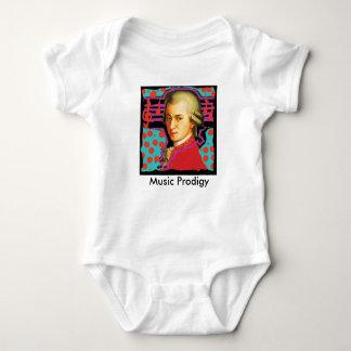 Pop Art Mozart Romper
