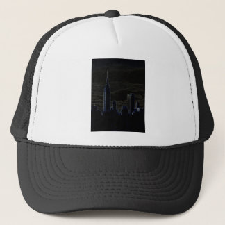 Pop Art New York City Trucker Hat
