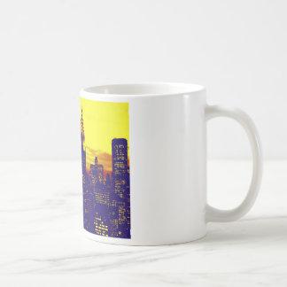 Pop Art New York Coffee Mug
