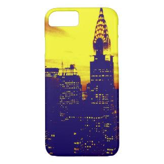Pop Art New York iPhone 7 Case