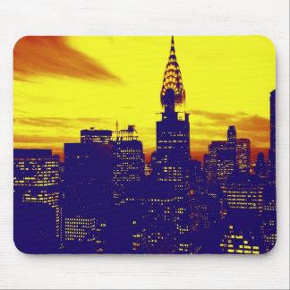 Pop Art New York Mouse Pad