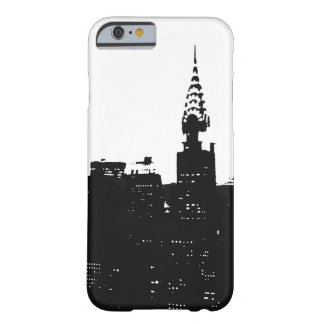 Pop Art New York Silhouette iPhone 6 Case