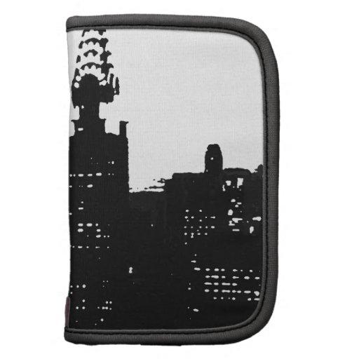 Pop Art New York Silhouette Organizers
