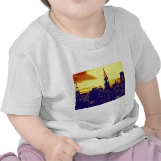 Pop Art New York Tee Shirt