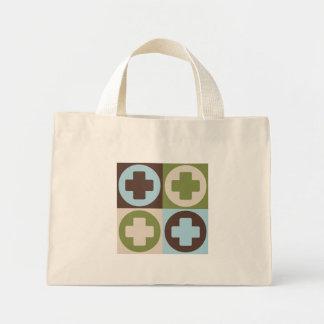 Pop Art Nursing Canvas Bags