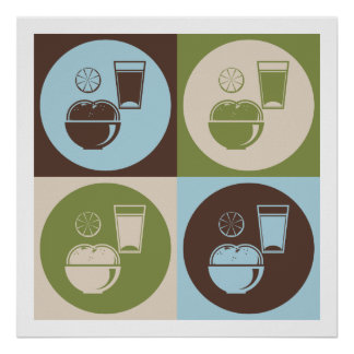 Pop Art Nutrition Print