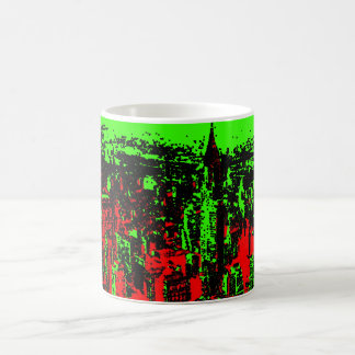 Pop Art NY New York City Coffee Mugs