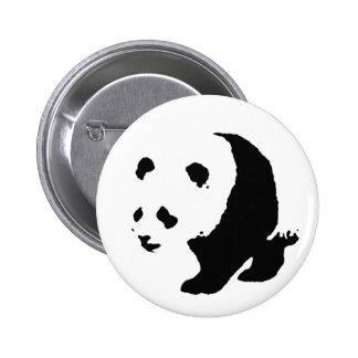 Pop Art Panda Pins