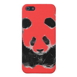 Pop Art Panda  iPhone SE/5/5s Case