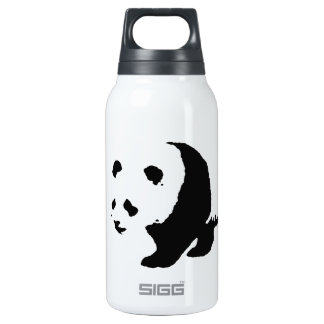 Pop Art Panda Thermos Bottle