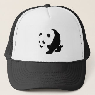 Pop Art Panda Trucker Hat