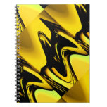Pop Art Photo Notebook (80 Pages B&W)