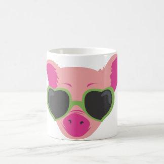 Pop art Piggy Mugs
