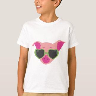 Pop art Piggy T-Shirt