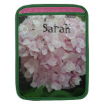 Pop Art Pink Lavender Hydrangea iPad Mini Case