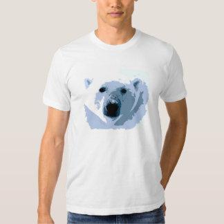 Pop Art Polar Bear Shirt